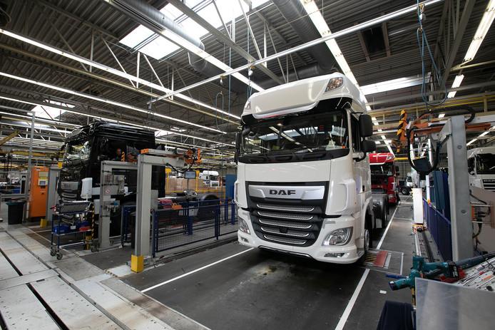 Eindhoven DAF Trucks