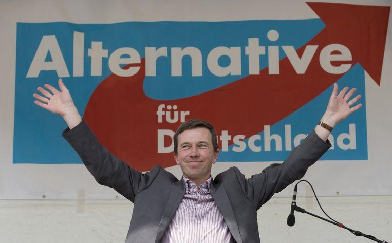 Bernd Lucke in 2014. Beeld AFP