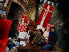 Van livestream tot Sinthotel: Zo werd Sinterklaas verwelkomd in de regio