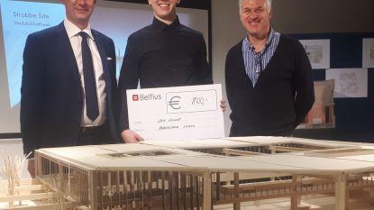 Stad Izegem reikt in 2021 opnieuw thesisprijs uit