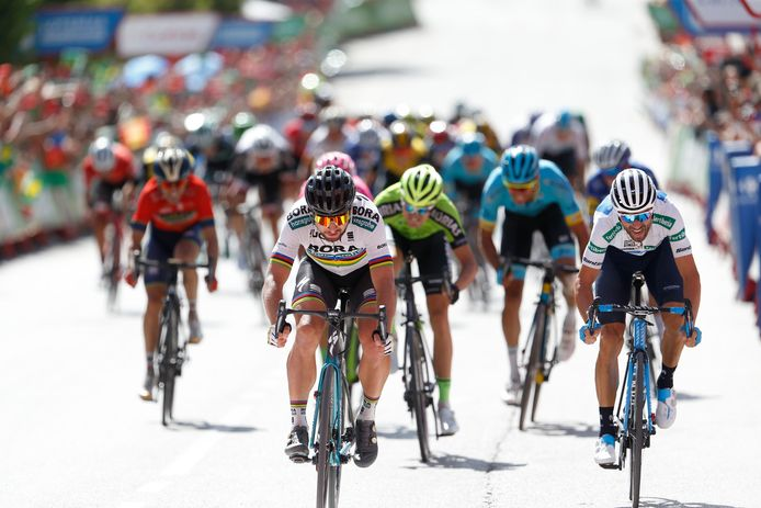 Het is maar de vraag of en wanneer de Vuelta doorgaat.
