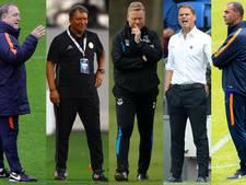 Poll: wie moet bondscoach van Oranje worden?