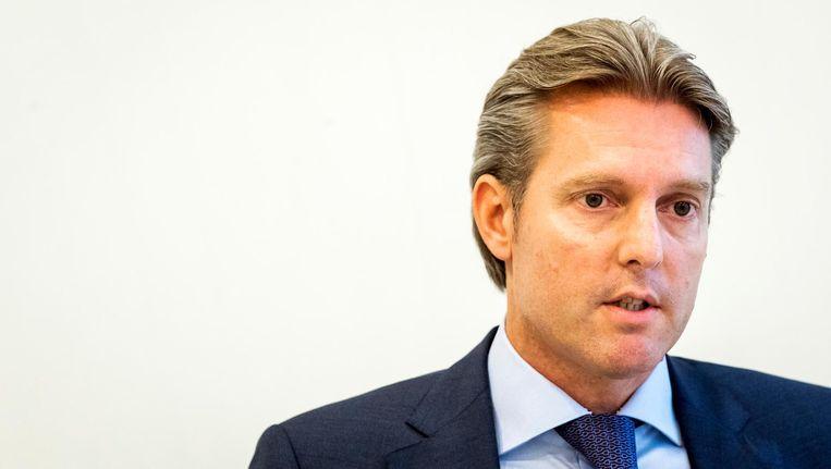 AFM-bestuurder Gerben Everts over de ondeugdelijke accountantskantoren: 'Ze hebben een joekel van een probleem.' Beeld anp