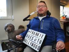 'Ik heb Duchenne maar ik maak mijn droom waar: Frankie goes to Hollywood!'