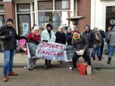 Aardige politie neemt herriekliko van Joskes Fanclub in beslag, maar de Pinkpopkaartjes zijn binnen