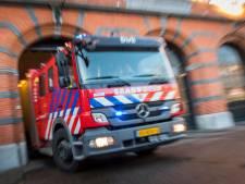 Hardnekkige autobrand op invalidenparkeerplaats: Na 70 minuten onder controle