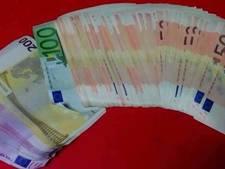 Illegale Albanees opgepakt met 18.400 euro op zak