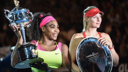 Williams lost Sharapova af als absolute grootverdiener in vrouwensport