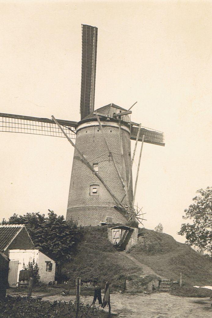 De molen van de familie Gaublomme op de hoek van de Luitenant Van Eepoelstraat en de Floralaan werd in 1954 afgebroken. Op de plaats staat nu een frituur.
