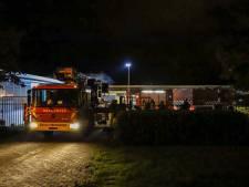 Brandweer heeft vuur op industrieterrein Kampen snel onder controle