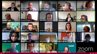 Eerste virtuele gemeenteraad in 't stad: meerderheid blijft overeind in heikel Isvag-dossier