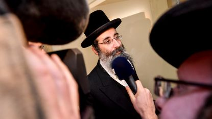 """Aron Berger blijft politieke ambities koesteren, maar """"blijkbaar zijn wij joden nog niet welkom genoeg"""""""