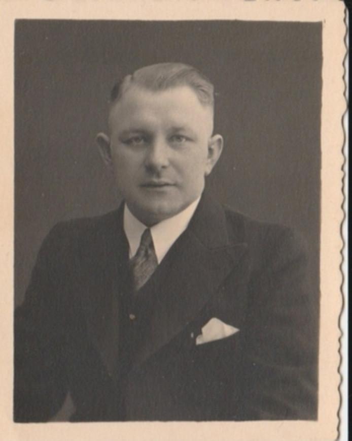 Vader Hans Welscher