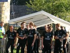 Survivalrun Udenhout is begonnen