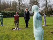 Crematorium Tilburg krijgt bijzonder 'MH17-kunstwerk': 'Eerbetoon aan mijn man en alle andere slachtoffers en hun nabestaanden'