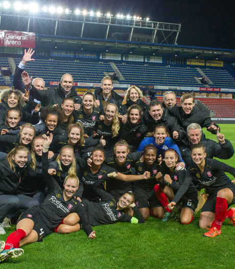 Data Europese duels FC Twente Vrouwen bekend