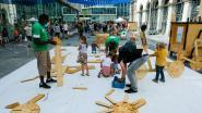 Geen grote massabijeenkomsten in hoofdstad, maar wel gezellige sfeer op Vlaamse feestdag