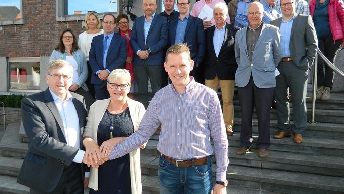 Lokale partijen buitenspel gezet door fusie