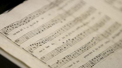 Veiling muziekstuk Mozart levert naar verwachting meer dan 150.000 euro op