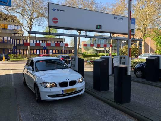 We doen de test met een BMW 1.