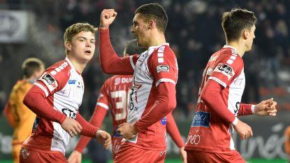 VIDEO: Invaller Amallah verknalt play-off 1-droom Waasland-Beveren