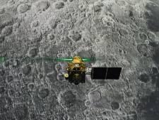 India verliest contact met maanlander vlak voor de landing