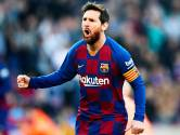 Messi weet net weer te vinden, en hoe: vier goals tegen Eibar