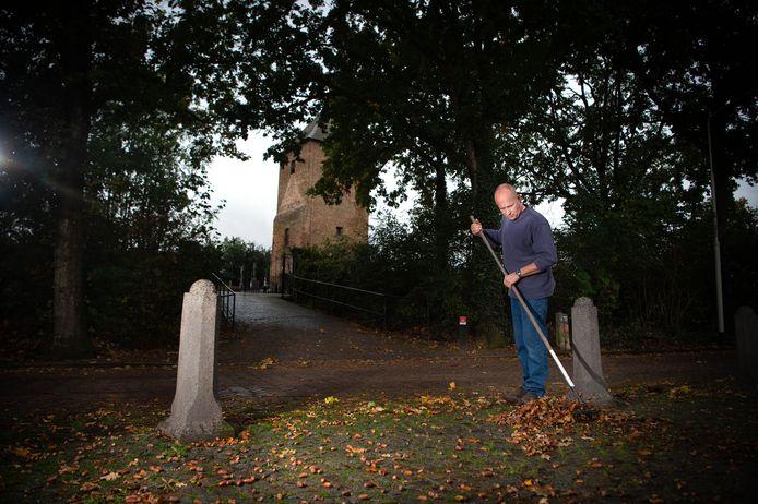 Mark van Dinteren op 't Hoog in Afferden.
