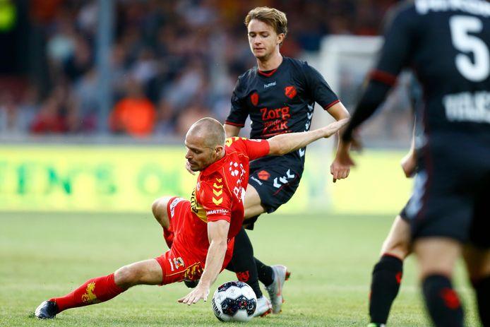 Helmond Sport huurt Odysseus Velanas voor de rest van het seizoen van FC Utrecht.
