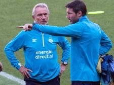 PSV laat verwijten van Van Marwijk voor wat ze zijn