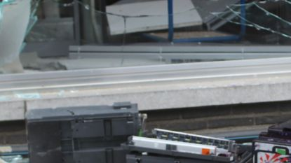 Opnieuw plofkraak in Noord-Limburg: bankautomaat in Hamont stuk geblazen