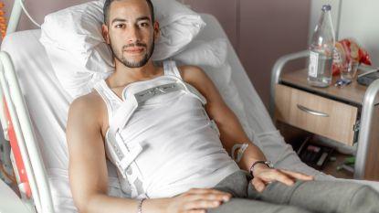 """Cafévriend laat Jeffrey (29) voor dood achter na crash met Mini: """"Hij wist niet eens of ik het zou overleven"""""""
