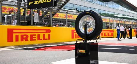 Pirelli cherche les causes des crevaisons dans la phase finale du GP de Grande-Bretagne