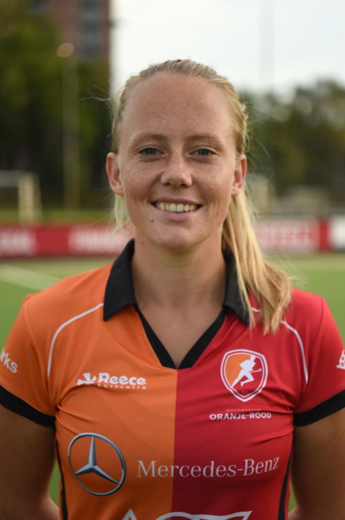 Oranje-Rood Jill Boon