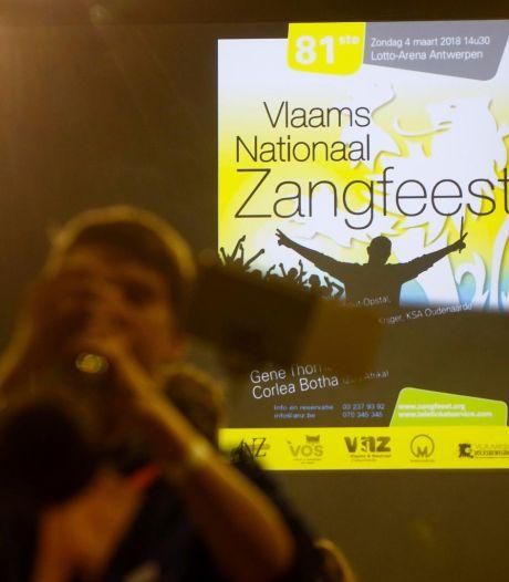 Vlaams Nationaal Zangfeest 2021 uitgesteld naar najaar