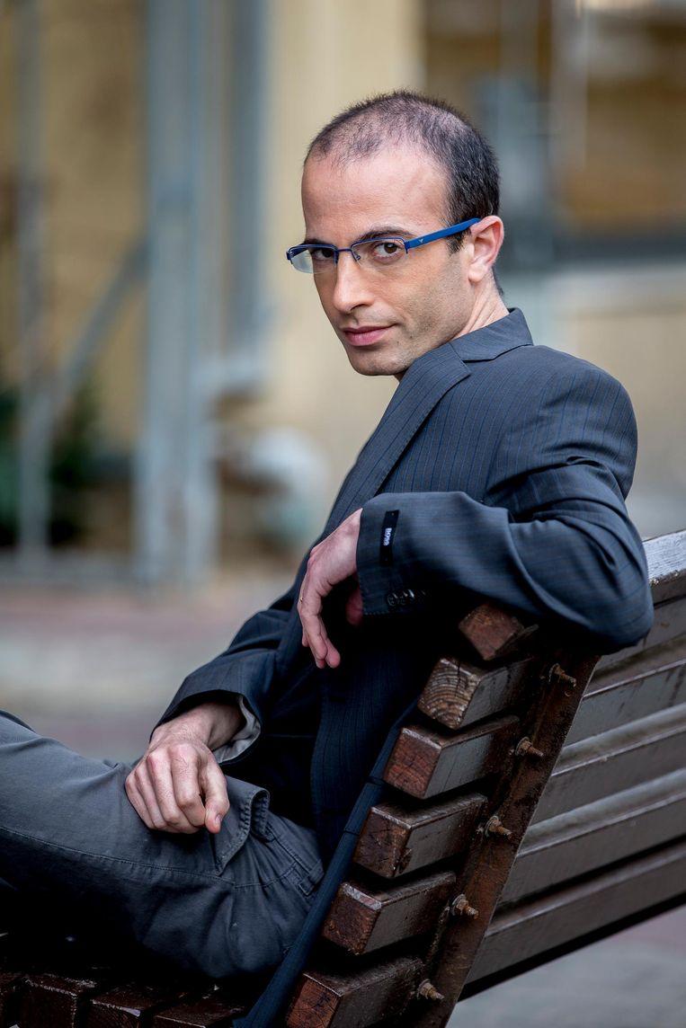 Yuval Noah Harari Beeld RV