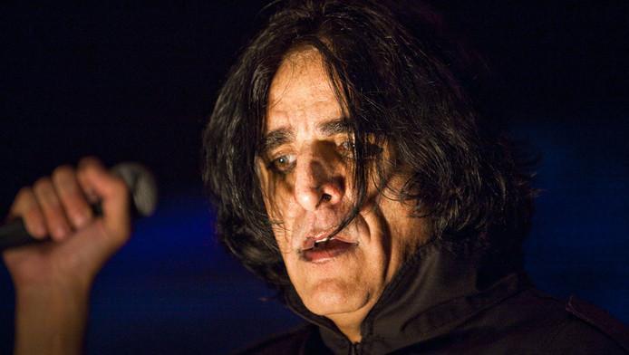 Jaz Coleman, zanger van Killing Joke.