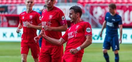 De kop is er af: FC Twente wint en heeft weer een wedstrijd in de benen