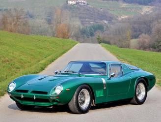 Ook dit legendarische Italiaanse sportwagenmerk wordt weer tot leven gewekt