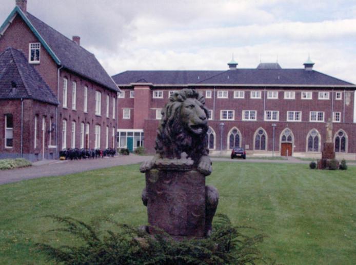Abdij Marienkroon in Nieuwkuijk.