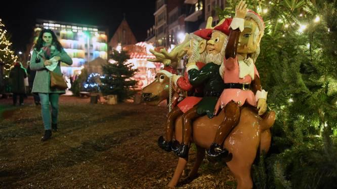 Voor het eerst in 32 jaar geen Leuvense kerstmarkt