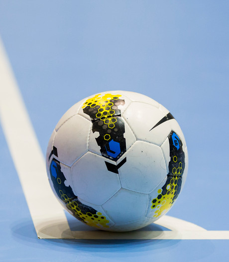 Zaalvoetbal Midden Zeeuws-Vlaanderen: PIBLW weer dichterbij titel