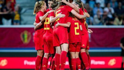 Red Flames herstellen van dubbele opdoffer en spelen knap gelijk tegen topper Engeland