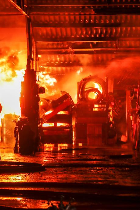 NL-alert niet vlekkeloos bij brand Valkenswaard