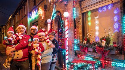 Kerst op zijn best: Deze zes West-Vlaamse kersthuisjes moet je gezien hebben