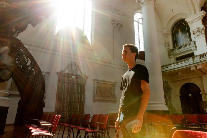 De Mozes en Aäronkerk in Amsterdam is de Nederlandse thuisbasis van Sant'Egidio.