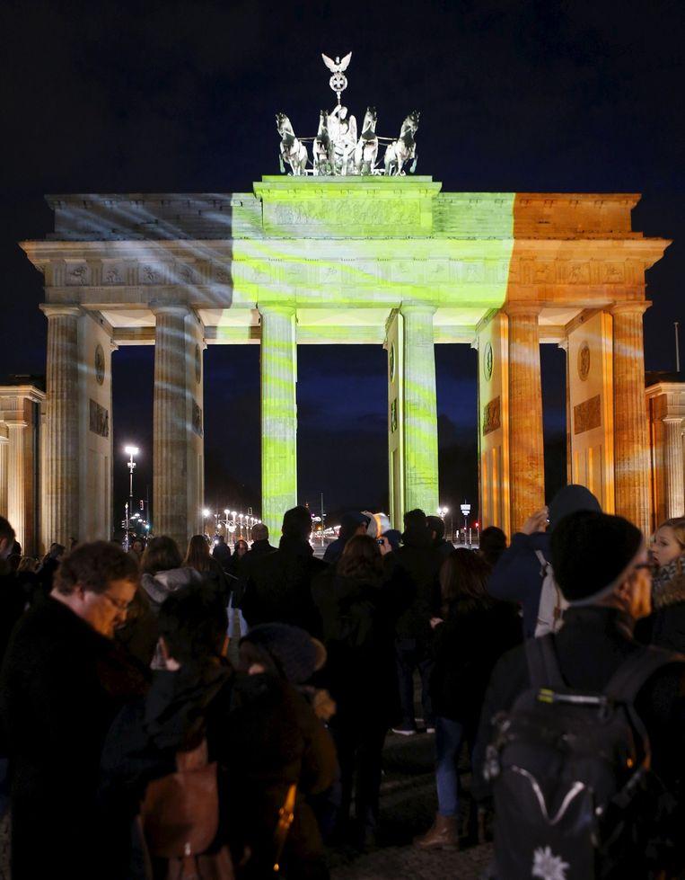 Brandenburger Tor. Beeld reuters