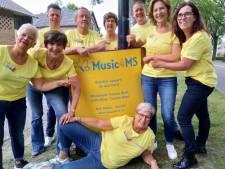Ruim 8.000 euro opgehaald voor Nationaal MS Fonds tijdens benefiet in Waspik