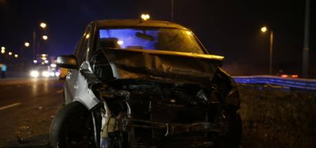 Dode bij ernstig ongeval op de A58 bij Gilze, snelweg weer open