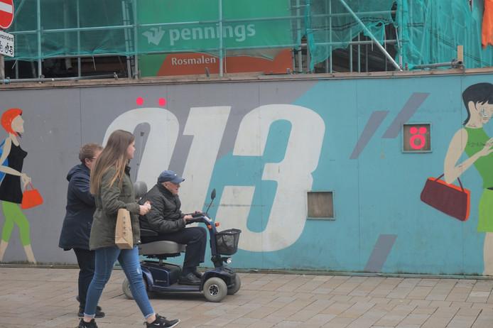 Geen O in de openbare ruimte is veilig.